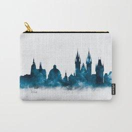 Prague Skyline Carry-All Pouch
