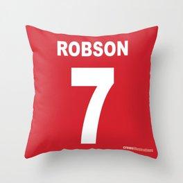 Set of Seven: Robson 7 Throw Pillow