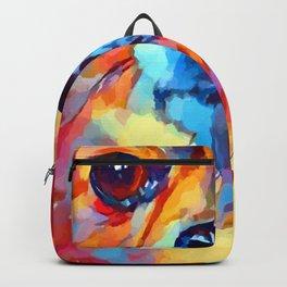 Chihuahua Watercolor Backpack
