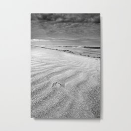 """Levante wind II"" Mono. Metal Print"