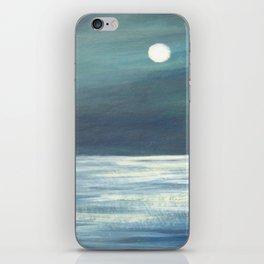 A Walk in the Moonlight AC151201-12 iPhone Skin