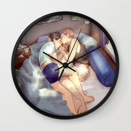 Sunny Afternoon Wall Clock