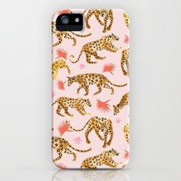Jaguar Jungle iPhone Case