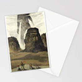 The Old gods Stationery Cards