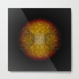 jupiter magic Metal Print