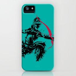 Arjuna iPhone Case