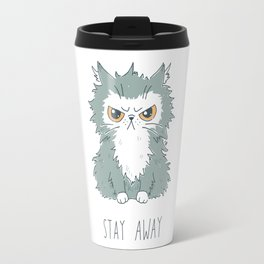 Stay Away Travel Mug