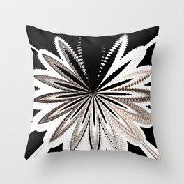 Incredulous Throw Pillow