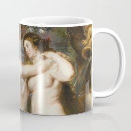 The Three Graces by Peter Paul Rubens, 1635 Coffee Mug