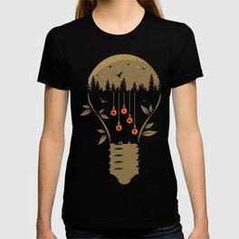 Save Energy - Love Nature T-shirt