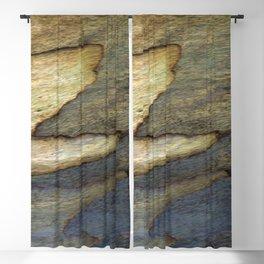 Eucalyptus Tree Bark 7 Blackout Curtain