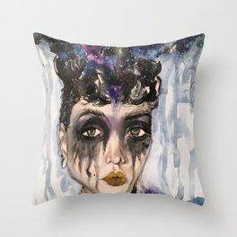 Catharsis Throw Pillow