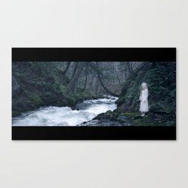 Her & The River (KIN Film Still) Canvas Print
