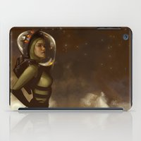 spaceman iPad Cases featuring Spaceman by Kelly Perry