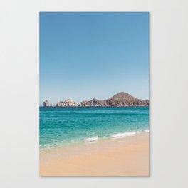 Cabo San Lucas V Canvas Print