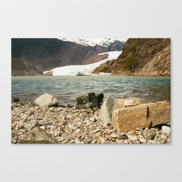 Glacial Bliss Canvas Print