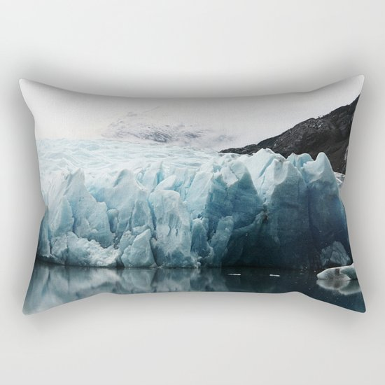 Iceberg Rectangular Pillow