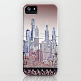 Philly Grit iPhone Case