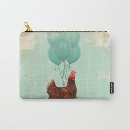 Chickens can't fly 02 Carry-All Pouch