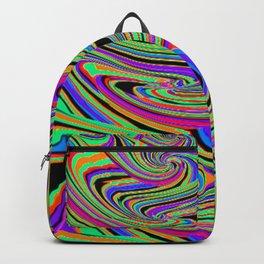 Colorful Swirls Backpack