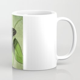 Nature's Camouflage Butterfly Coffee Mug