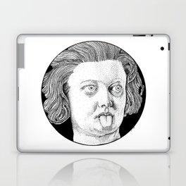 Costanza's Tongue Laptop & iPad Skin