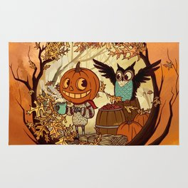 Fall Folklore Rug