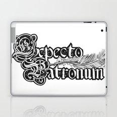Expecto Patronum Harry P Laptop & iPad Skin