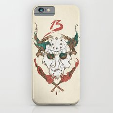 Jellyroll #13: Jason iPhone 6s Slim Case