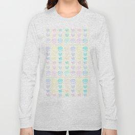 Macarons Parisienne Long Sleeve T-shirt