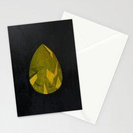 Buddha's teardrop Stationery Cards