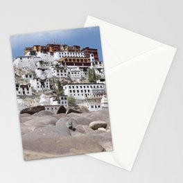 Thiksay Monastry Stationery Cards
