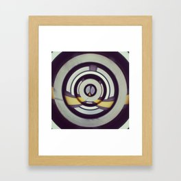 plastique Framed Art Print