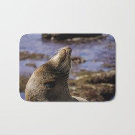 La Jolla Seals Bath Mat