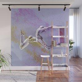Imitate Me Wall Mural