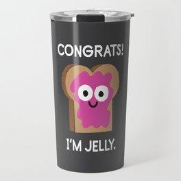 Berry Impressive Travel Mug