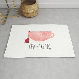 Tea-rrific Rug