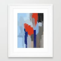optimus prime Framed Art Prints featuring The Prime...Optimus Prime by mystudio69
