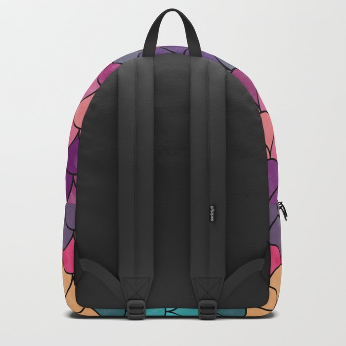 Watercolor Lovely Pattern VVXVIII Backpack