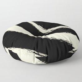 Brush Strokes V1 Floor Pillow