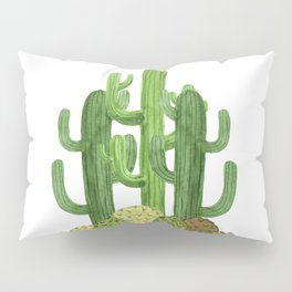 Desert Vacay Three Cacti Pillow Sham