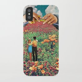 Neat Knitting iPhone Case