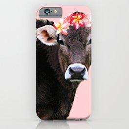 Aloha Cow iPhone Case