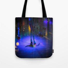 Roller Disco Tote Bag