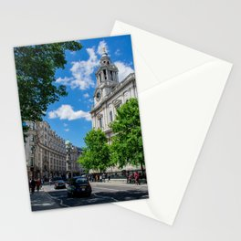 St. Paul's Cathedral in Color, London Stationery Cards