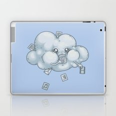 Cloud Storage Laptop & iPad Skin
