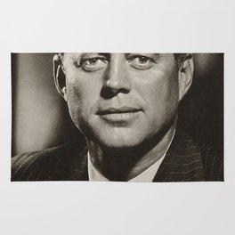 JFK John F Kennedy Rug
