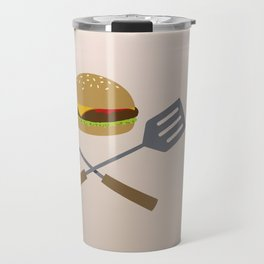 Jolly Burger Travel Mug