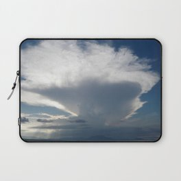 Cloud Burst Laptop Sleeve