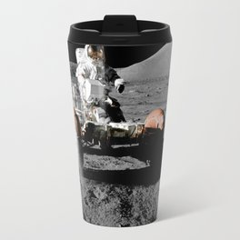 Apollo 17 - Moon Buggy Travel Mug